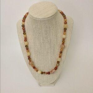 Jewelry - Amber Strand of Beads